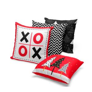 almofadas para o natal